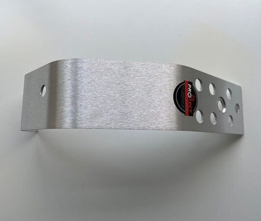 BASH GUARD FOR SPECIALIZED 2019/20/21 GEN2. WITH ADDITIONAL HOLES AND NO BOLT IN BRUSHED ALLOY