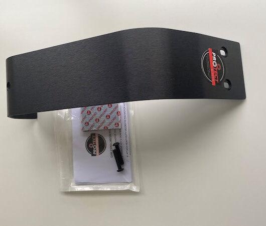 Cube Stero Hybrid Anodised Black
