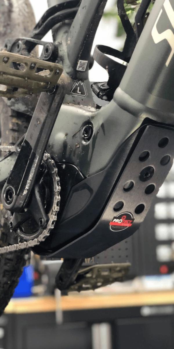 specialized on customer bike